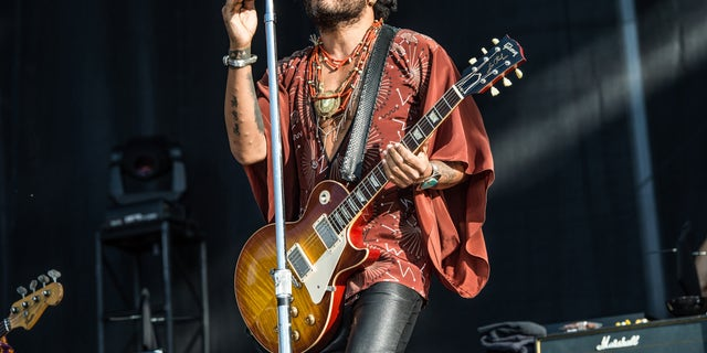 Lenny Kravitz performs at BottleRock Napa Valley Music Festival in Napa, Calif., on May 27, 2016. (Photo by Amy Harris/Invision/AP, File)