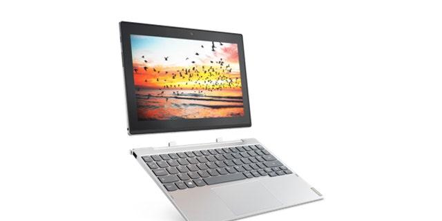 Lenovo Miix 320 Windows 10 detachable in Platinum Silver (Lenovo).