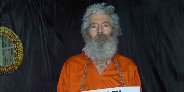 The proof-of-life photos showed Levinson was alive nearly three years after his abduction.