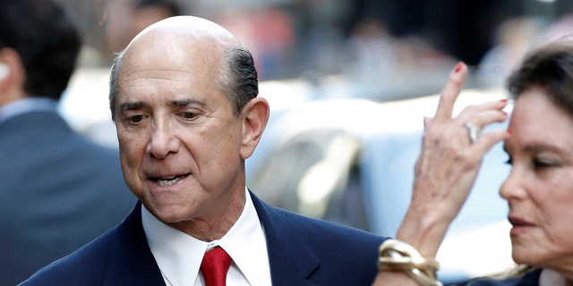 Lewis Eisenberg has been nominated to serve as the U.S. Ambassador to Italy.