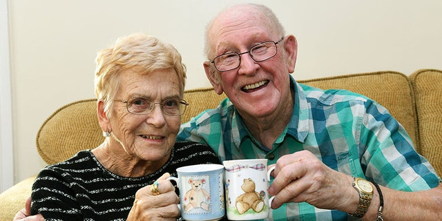 Keith drives his wife Anne for coffee and scones between trips to the hospital for cancer treatments.