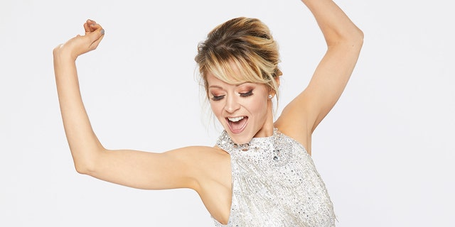 """Lindsey Stirling competes on """"Dancing with the Stars."""""""