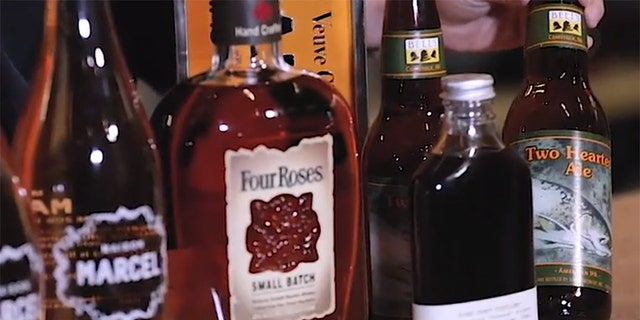 Liquors that keep with the theme of the holiday are great for both Valentine's Day and Galentine's Day, according to the founders of Minibar.