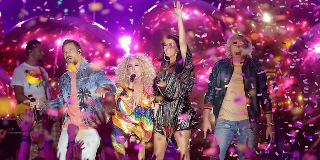 Little Big Town hosts the CMT Awards.
