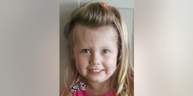 Serenity Dawn Sanders was found Friday after going missing.