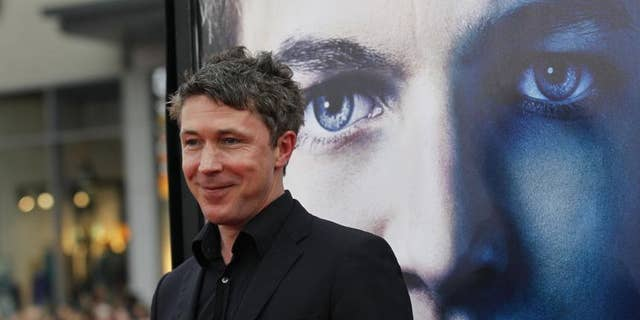 Aidan Gillen starred as Petyr 'Littlefinger' Baelish in 'Game of Thrones.'