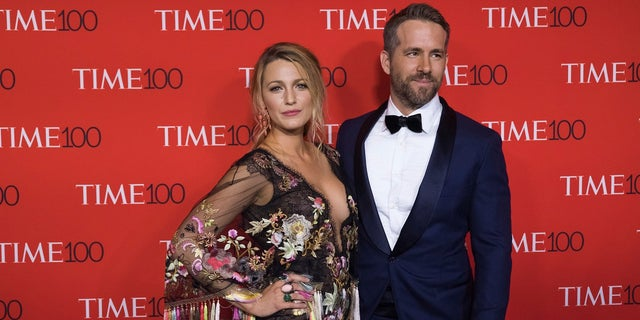 Blake Lively, here with her husband Ryan Reynolds, said not much was done after she reported the sexual harassment.