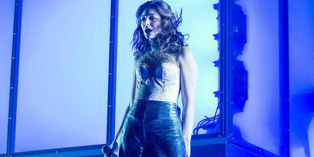 Lorde performs at Coachella Music & Arts Festival in Indio, Calif. on April 16, 2017.