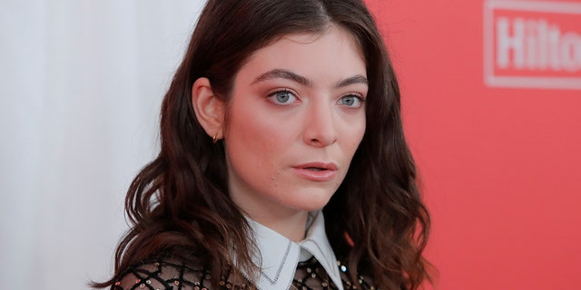 Lorde was blasted by social media users in April after she posted a photo of a bathtub with Whitney Houston references.