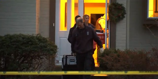 A 17-year-old is suspected of killing a Northern Virginia couple at a Lorton, Va., home after the couple tried to break up the relationship between the teen and their daughter.