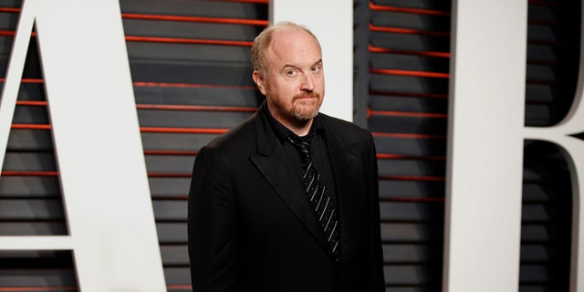 Comedian Louis C.K. was accused of sexual misconduct by multiple women.