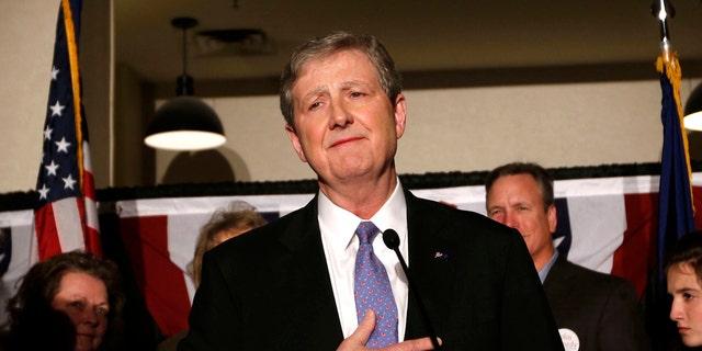 U.S. Sen. John Kennedy, R-La.