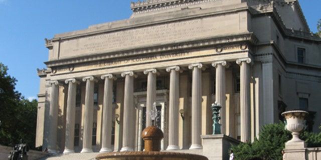 Columbia University's Low Library in New York, N.Y.