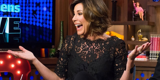 """""""Real Housewives of New York City"""" star Luann de Lesseps."""