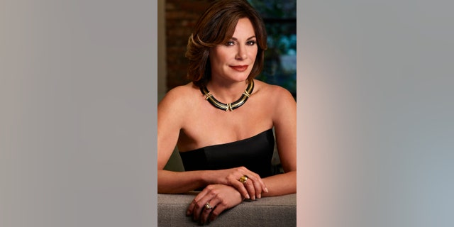 THE REAL HOUSEWIVES OF NEW YORK CITY -- Season:9 -- Pictured: Luann D'Agostino -- (Photo by: Patrick Ecclesine/Bravo)