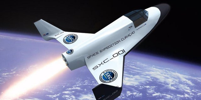 XCOR Aerospace is developing the Lynx, a two-seat reusable suborbital spaceplane.