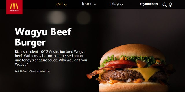 While the burger has its fans, some take issue with its taste and its suggested price of $10.75 AUS, or about $8.29 U.S.