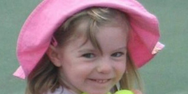 Madeleine is pictured on the day she disappeared from the resort town of Praia da Luz.
