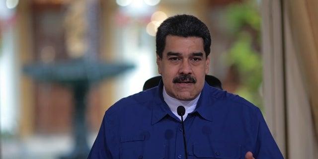The economic crisis has largely been blamed on Venezuelan President Nicolas Maduro.