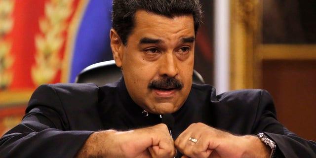 Venezuelan President Nicolas Maduro has become deeply unpopular in the South American nation