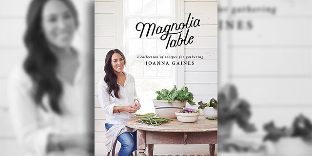 Joanna Gaines has revealed the release date, cover and a few favorite recipes from her anticipated cookbook.