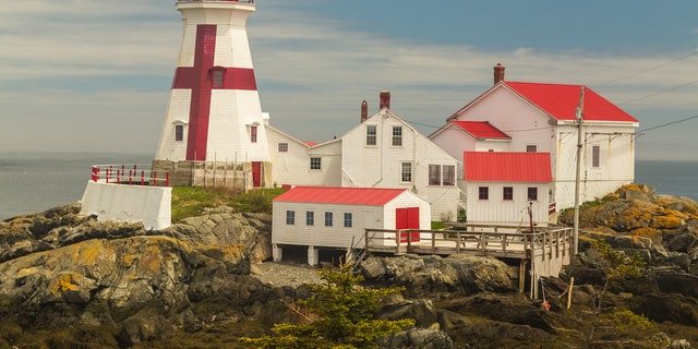 """Expore """"Downeast"""" Maine on this route that concludes near the West Quoddy Head Light in Lubec."""