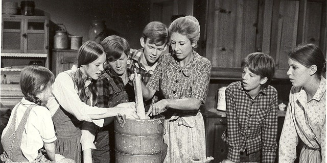 """""""The Waltons"""" aired from 1971 until 1981."""
