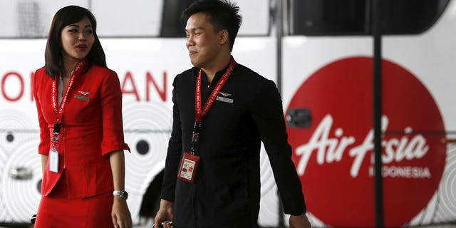 """On the other hand, the woman in Mamat's letter found the uniforms worn by AirAsia's male flight attendants to be """"very professional."""""""
