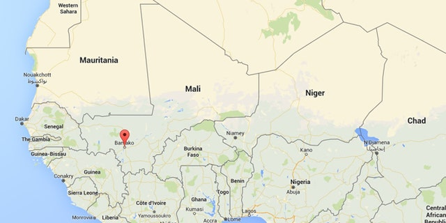 The siege is taking place in Bamako, Mali's capital.