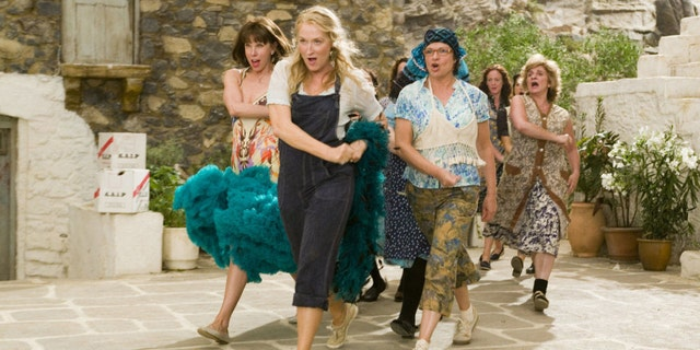 "A live-action ""Mamma Mia!""-related show is coming to London next spring, Playbill reports."