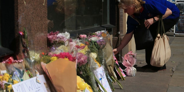 Lives lost in the Manchester bombing remembered in England.