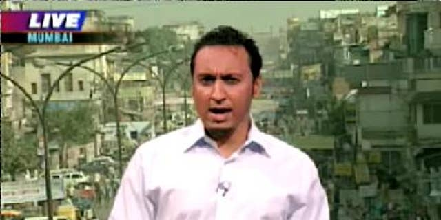 'Daily Show' comedian Aasif Mandvi was asked by the show not to remark further on the Muslim extremist threats after the Times Square bomb scare, his rep said. (Daily Show/Comedy Central)