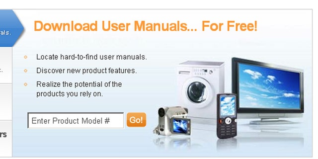 All the manuals you need, free and online.
