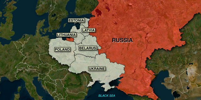 Russia and the former Soviet Republic of Belarus are holding major military exercises this week – and into next – right up on NATO'S eastern border.