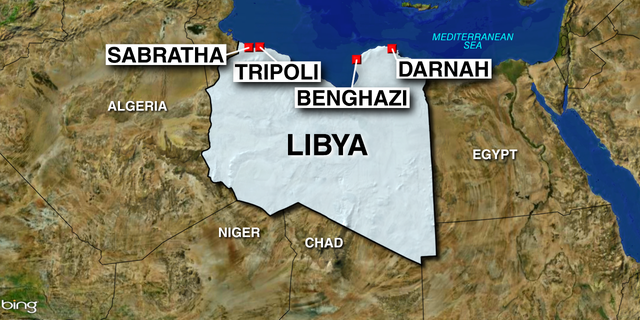 ISIS, squeezed out of Iraq and Syria, now 'regrouping' in
