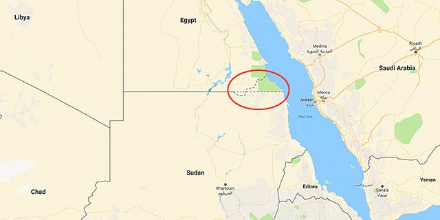 Bir Tawil is an 800-mile tract of uninhabited land