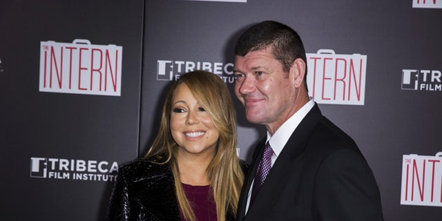 Mariah Carey's split from James Packer is reportedly getting very messy.