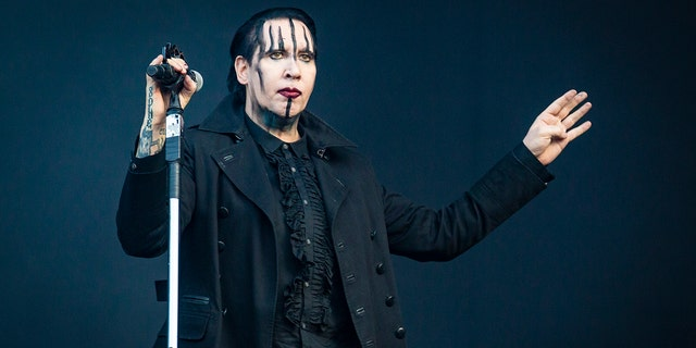 Fox News has confirmed that Marilyn Manson turned into authorities in Los Angeles in connection with charges he faces in New Hampshire.