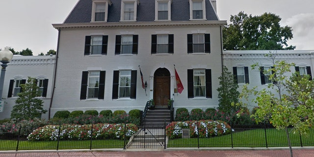 The Marine Corps Barracks and Commandant's House in Washington, D.C.