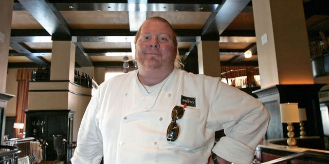 Mario Batali is just one of several defendant's named in a lawsuit filed by a former pastry chef.
