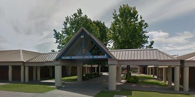 Mark Morris High School in Longview, Washington.