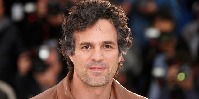 """May 19, 2014. Cast member Mark Ruffalo poses during a photocall for the film """"Foxcatcher"""" in competition at the 67th Cannes Film Festival in Cannes."""