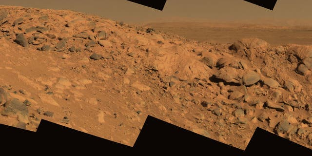 Gusev Crater area