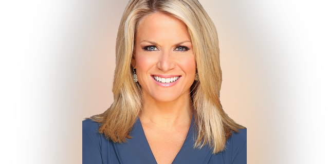 "Martha MacCallum, host of Fox News' ""The Story."""