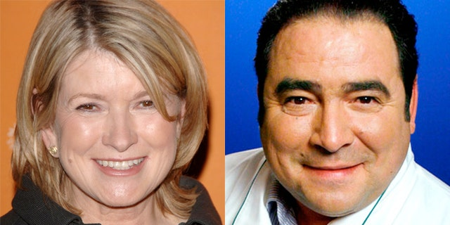 The lawsuit claims that the knives sold through Martha Stewart's company under Emeril Lagasse's are fake.