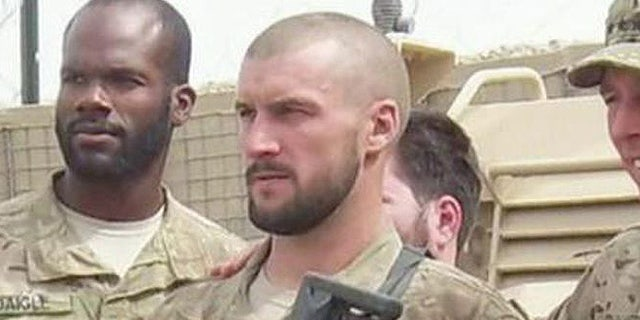 Sgt. First Class Charles Martland, a Green Beret with an 11-year Special Forces career, was stationed in Afghanistan in 2011 when the boy's mother came to him and said she'd been beaten and her son raped by a local police commander.