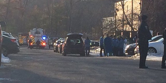 Jan. 7, 2016: Four people were injured in a chemical explosion at a Dow Chemical plant in North Andover, Mass.