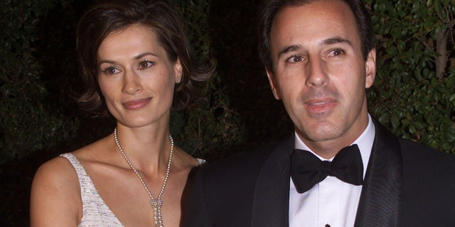 Matt Lauer admitted he has been a bad husband to his now-estranged wife Annette Roque.