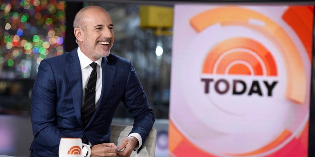 Matt Lauer was fired from NBC for allegations of sexual misconduct.