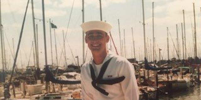 Matthew Wojciechowski, former Navy SEAL